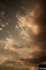 Staring The Clouds (Emad Islam) Tags: clouds canon dhaka bangladesh