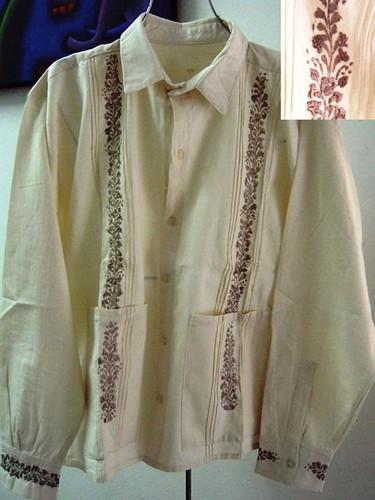 f7d4134fe62fd Flickriver  Photoset 'Camisas de Manta y playeras' by Lari moda manos  magicas de Oaxacai