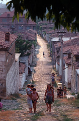 ALBANIA (D J Clark) Tags: street travel children documentary albania korce