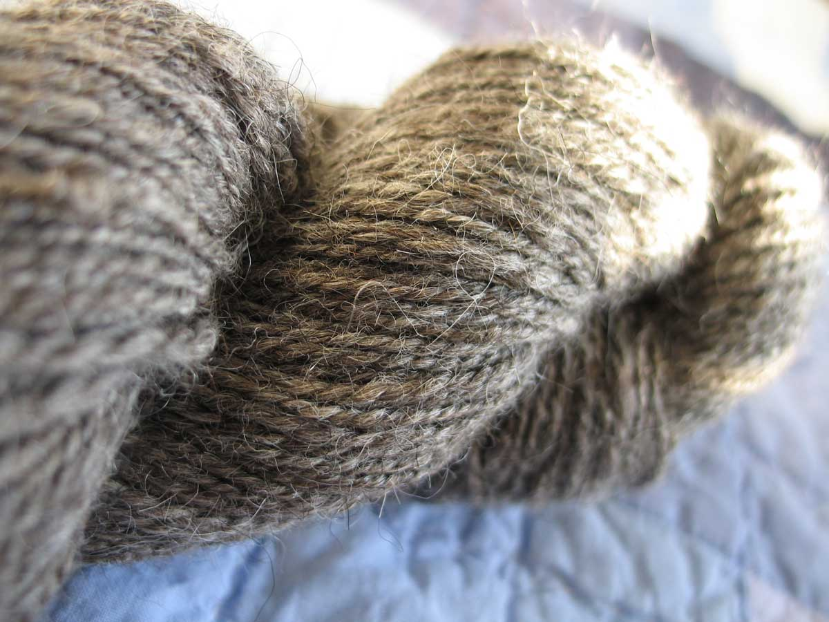 first handspun close