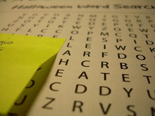 Ampliar nuestro vocabulario.