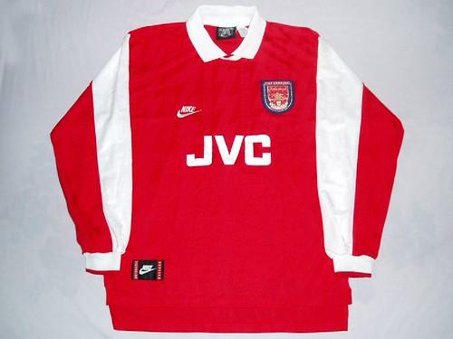 fa84eaab7 PeterBall s Arsenal Jerseys s most recent Flickr photos