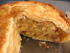 Deep Dish Ginger Apple Pie
