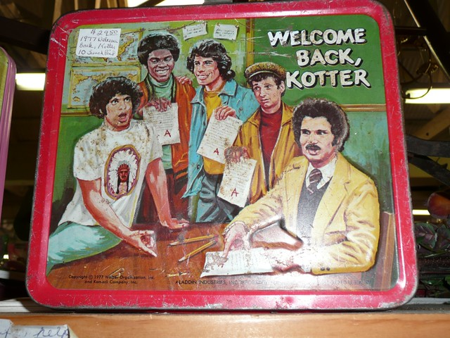 Welcome Back Kotter Lunchbox