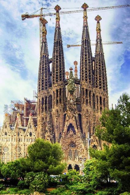 Barcelona Temple Expiatori de la Sagrada Família