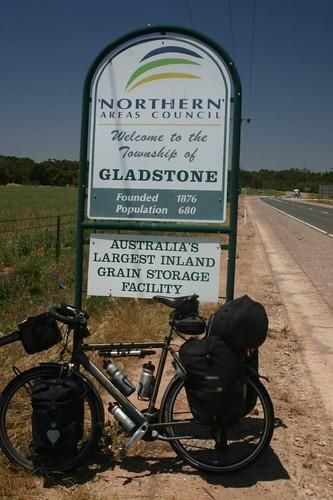 Gladstone...