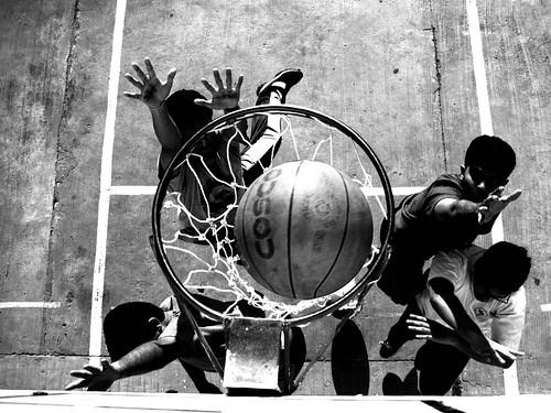 Basket ball..