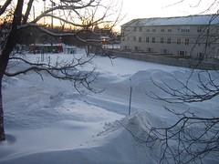 snowstorm aftermath