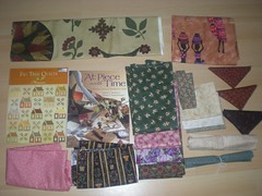 Quilting goodies