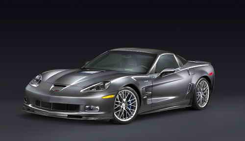 2009 Chevrolet Corvette ZR1 Car Picture