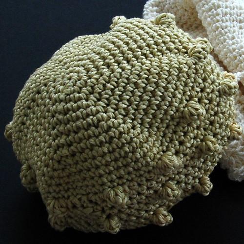 Baby Bobble Hat