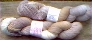 Lorna's Laces Aslan yarn