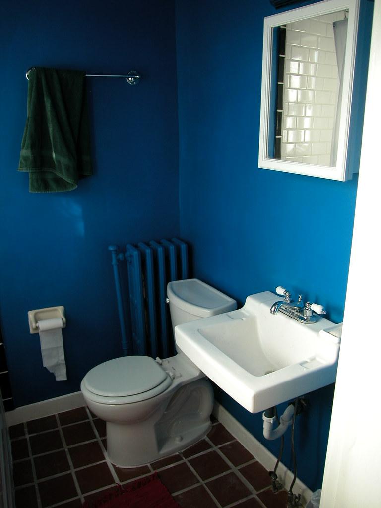 Second Floor Bathroom, Again