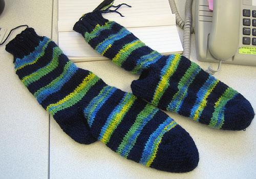 work socks, 080125