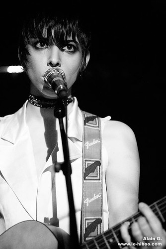 Photos Roy Music | Mademoiselle K @ La Flèche d'Or, Paris | 31.01.2008
