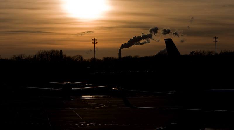 Berlin - Tegel Flughafen