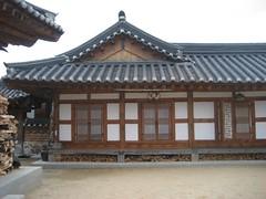 Our hanok in Jeonju