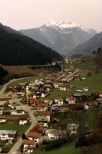 Austria (Alpine Valley)