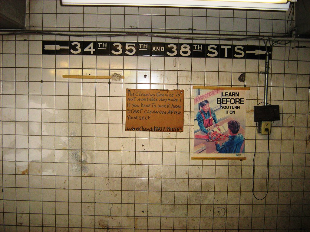 New York City Subway Map April 15 1990.Remembering Subway Passageways Lost To Time Second Ave Sagas