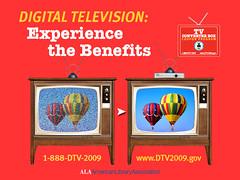 DTV Transition Wallpaper