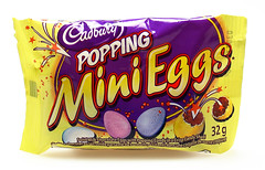 Cadbury Popping Mini Eggs