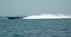 Bud Light Speed (jay2boat) Tags: ocean water stpetersburg boats boat florida offshore racing powerboats powerboat horsepower boatracing naplesimage