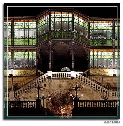 Art Nouveau, Art Déco y la promoción de Salamanca