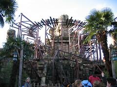 Indiana Jones adventure III (Disneyland Paris) (Marco La Rosa) Tags: paris france disneyland rollercoaster eurodisney francia indianajones parigi disneylandparis frech montagnerusse francesce larosamarco marcolarosa