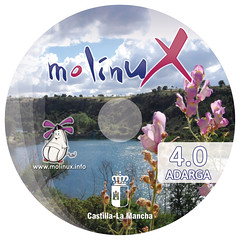 Molinux Adarga 4.0 - Galleta CD-ROM