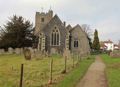 Lenham Village Kent (Adam Swaine) Tags: lenham church churchyard churches kent kentishvillages kentishchurches rural ruralvillages ruralkent ruralchurches england english englishvillages gravestones britain british ukcounties ukvillages swaine canon counties countryside
