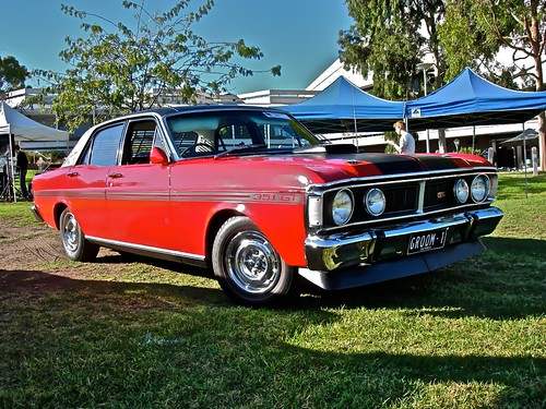 Ford Fairmont Gt South Africa