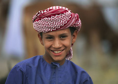 Smiling bedouin boy with turban, Nizwa, Oman (Eric Lafforgue) Tags: boy portrait smile happy kid child culture tribal arabia tribes turban tradition tribe ethnic oman enfant sourire tribo bedouin nizwa ethnology tribu bedu garcon heureux omn  omani sultanate arabie  traveldestination sultanat arabianpeninsula ethnie om  omo umman omaan   omanais   omna omanas umn penisulearabique 4458925