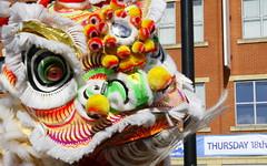 St. Paddy's day Chinese Dragon (bongo vongo) Tags: irish birmingham dragon chinese eire parade digitalcamera mothersday stpatricksday digbeth irishquarter stpatricksdayparade2010