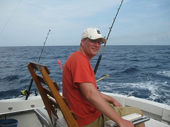 ocean vacation fish water fishing ben aruba 2010 deepseafishing hattsofffishingcharters hattsoff