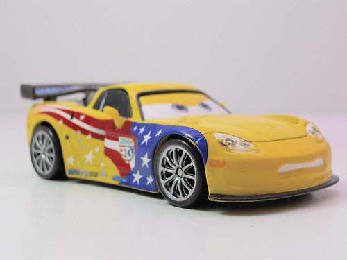 Disney Cars 2 Jeff Gorvette 1 2 A Photo On Flickriver