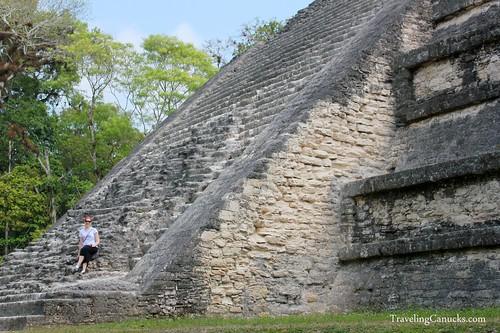 Mayan Temple Tikal National Park, Guatemala