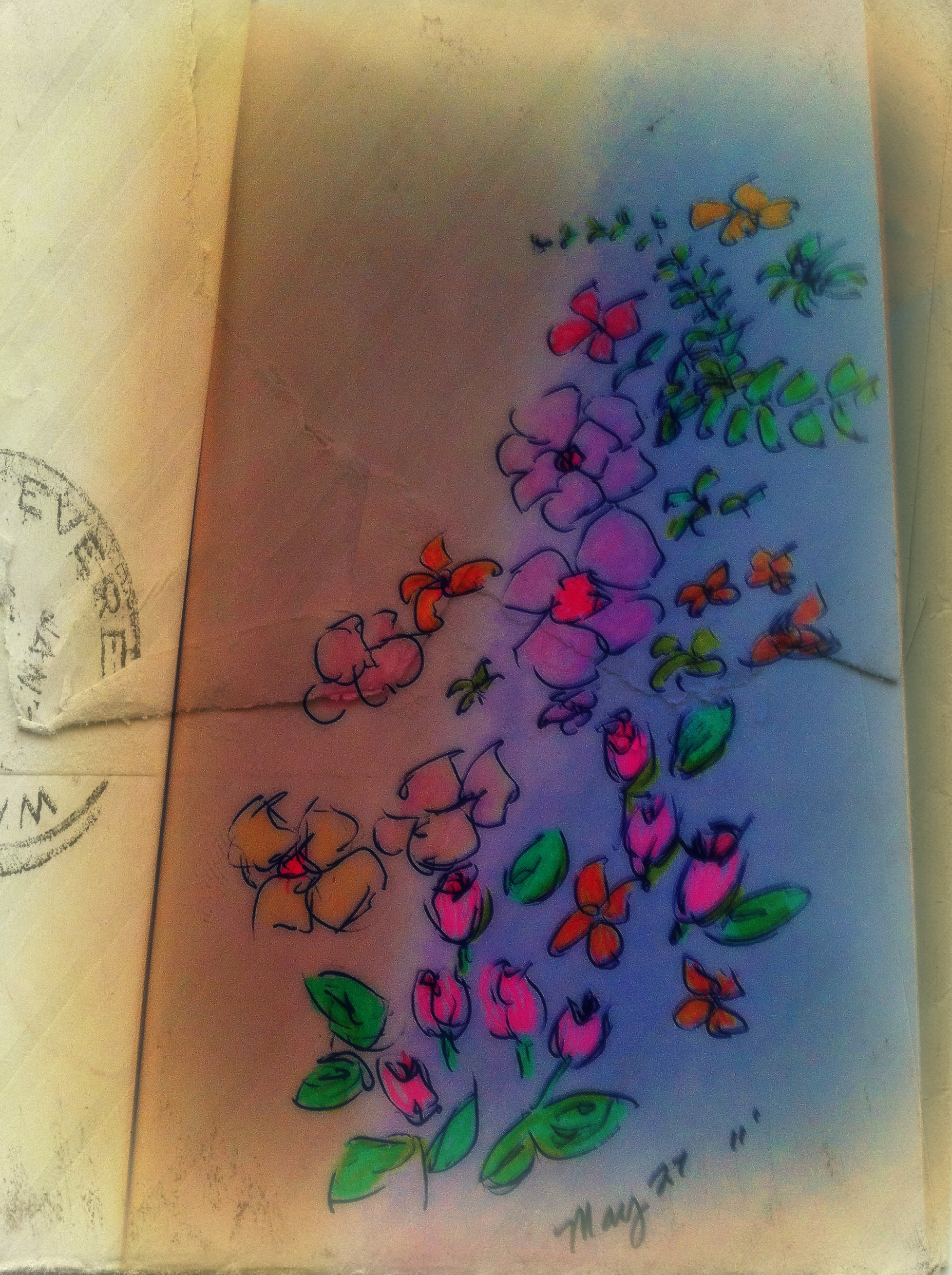 Midori doodles