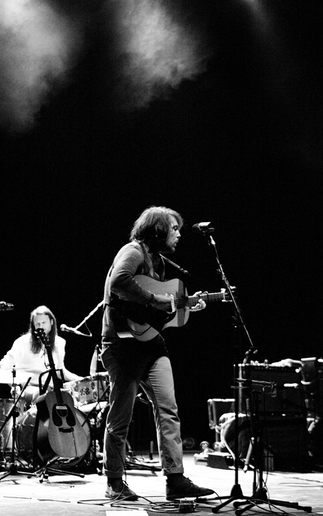 Fleet Foxes @ Hammersmith Apollo 01/06/11
