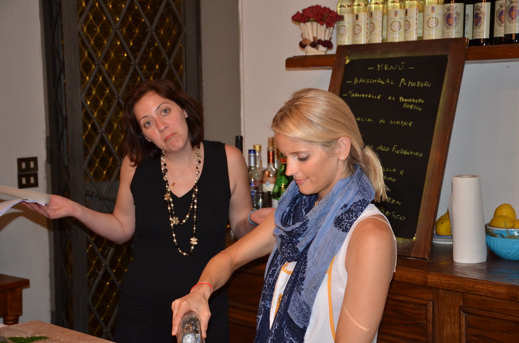 Italian Culinary Classes and Courses: Tuscany Cooking School, Florence & Wine Tours in Chianti