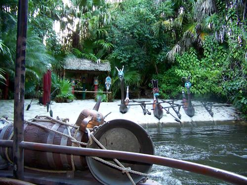 Pygmy War Canoes
