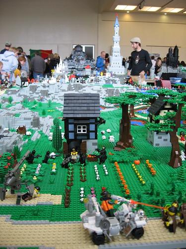 Brick Con - Conveção de LEGO nos EUA