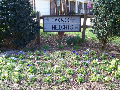 Cary, NC Oakwood Heights