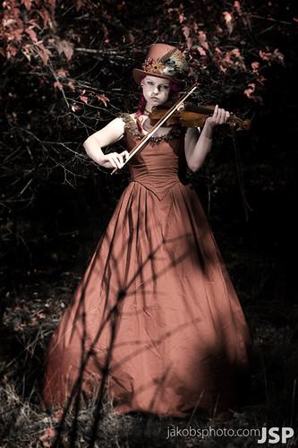 El Instrumento Gotico...El †Violin†