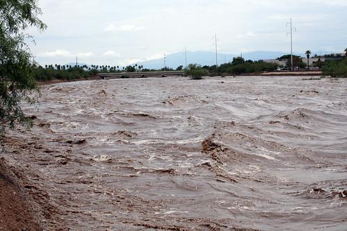 Rillito River 07-31-2006