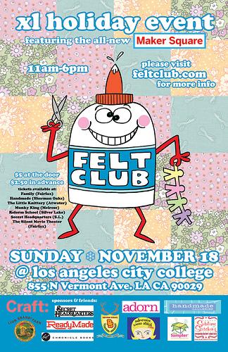 Felt Club XL Holiday!
