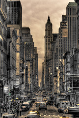 Broadway (BarneyF) Tags: street new york building america searchthebest broadway hdr flickrsbest platinumphoto impressedbeauty goldenphotographer amazingamateur proudshopper