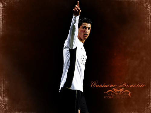 Cristiano Ronaldo Wallpaper 1024x768