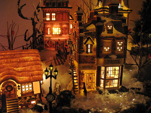 Dickens Village #1 (by kevindooley)
