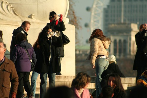 London - Tourists