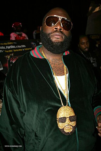 Rick Ross Feat. t pain the boss